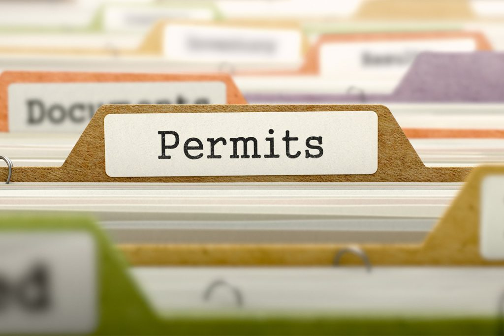 Permits Licensing Practice Area Law Offices Of Frank Damico